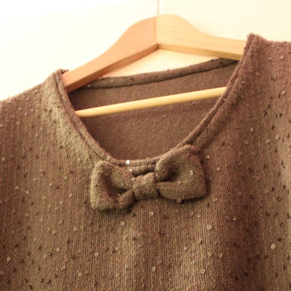 Mon pull à paillettes - Les lubies de Louise (1 sur 5)