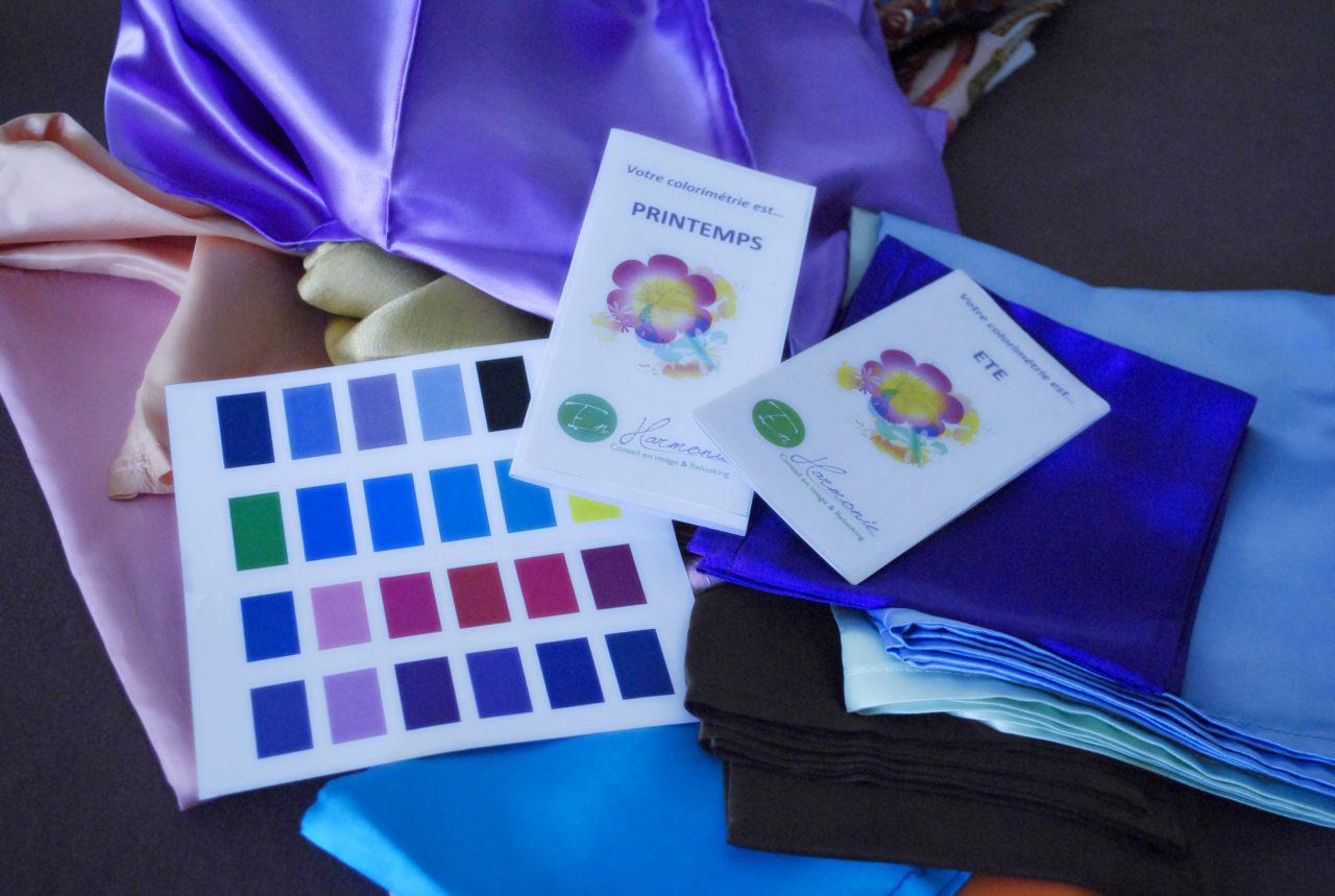 Samedi, rendez-vous pour un atelier colorimétrie !