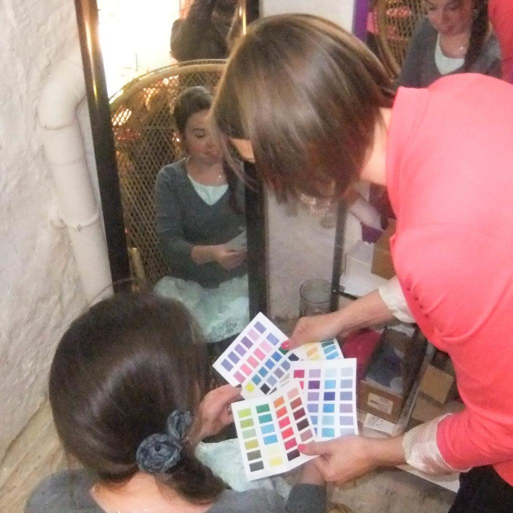 atelier colorimétrie - les lubies de louise (2 sur 4)