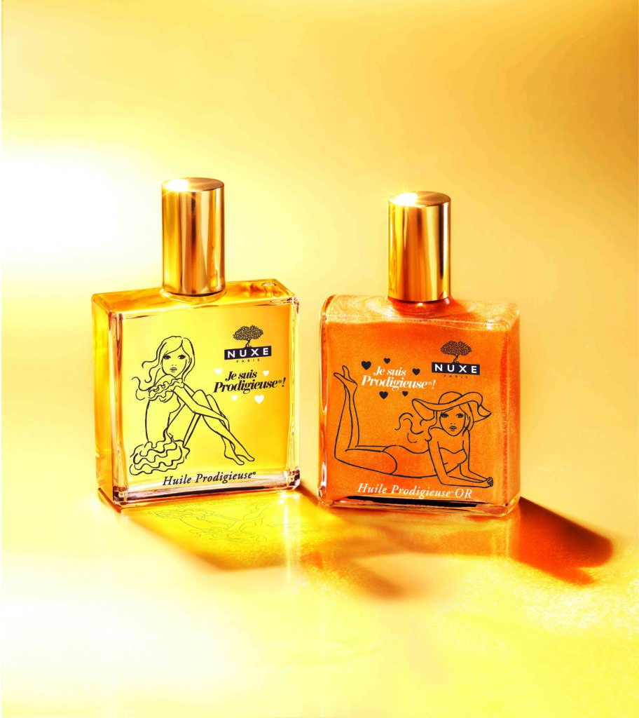 NUXE Huile Prodigieuse Collection Exclusive 2013