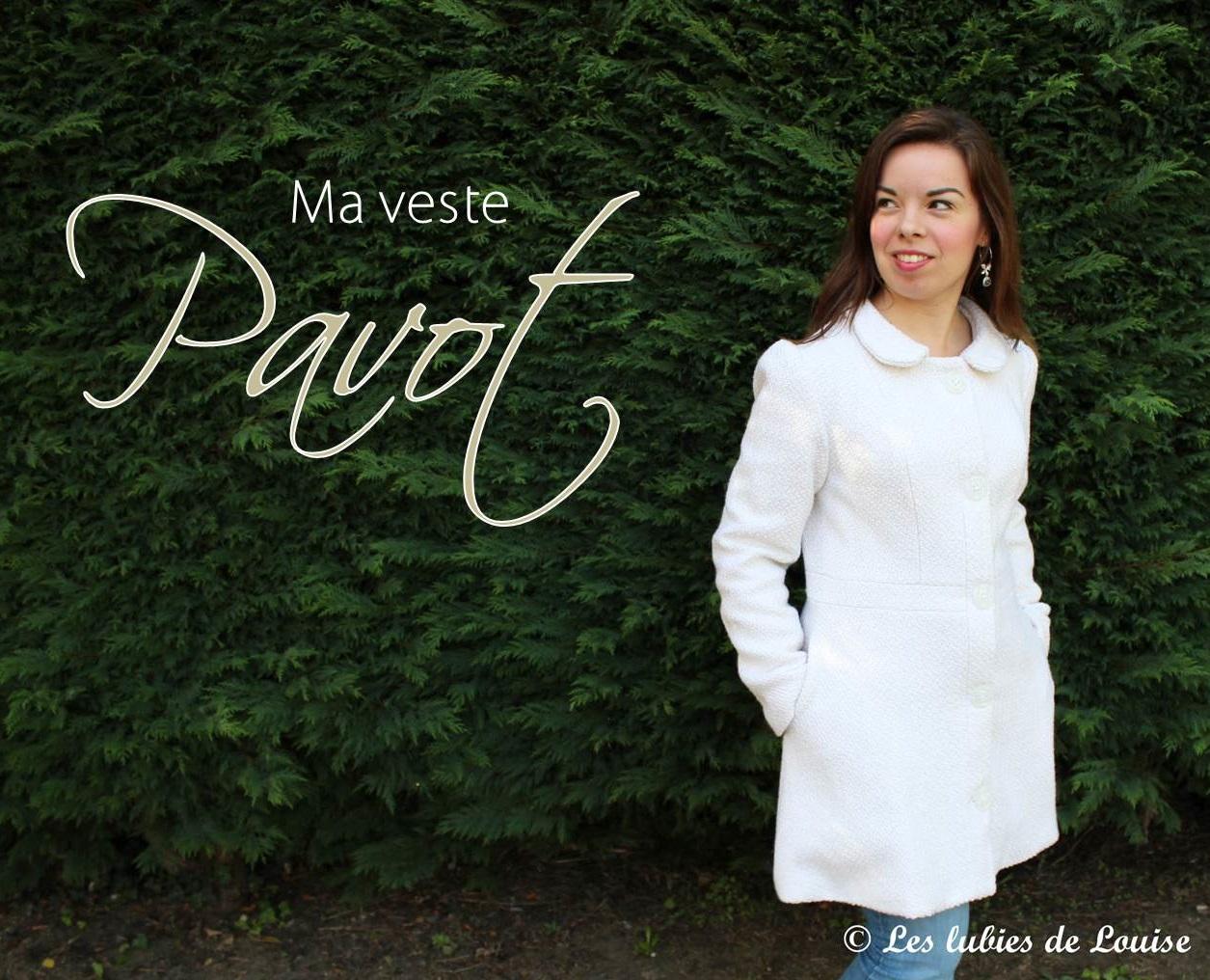 Ma veste Pavot ♥