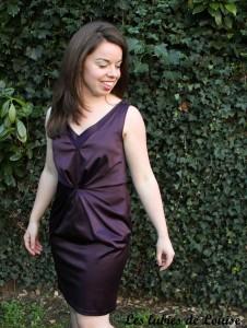 Ma robe de noel - saint valentin - les lubies de Louise