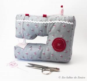 Machine à coudre en tissu - les lubies de Louise (1 sur 3)