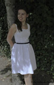 Petite robe broderie anglaise blanche - Les lubies de Louise (9 sur 11)