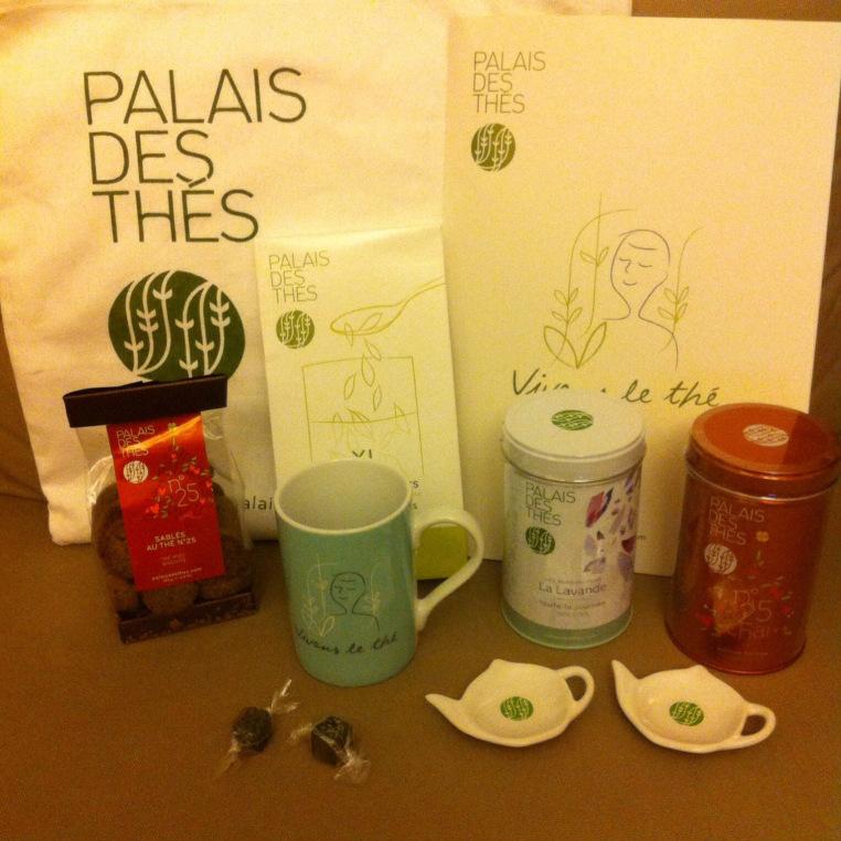Découvrez la nouvelle boutique Palais des Thés à Bordeaux.