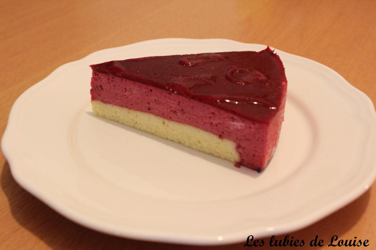 Un gâteau pour les amoureux