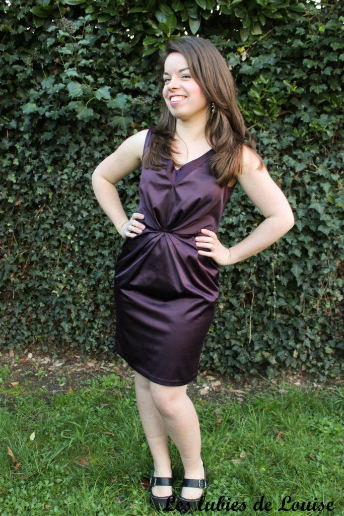 Ma robe de noel - saint valentin  - les lubies de Louise-10