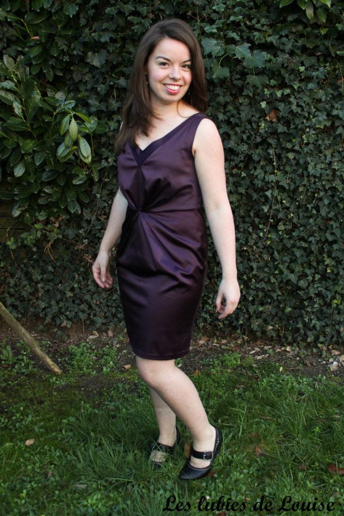 Ma robe de noel - saint valentin  - les lubies de Louise-2