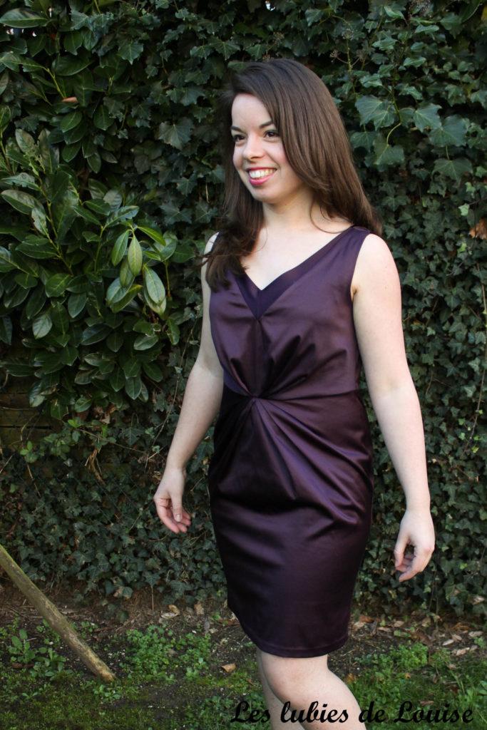 Ma petite robe de Noël… et de la Saint Valentin !