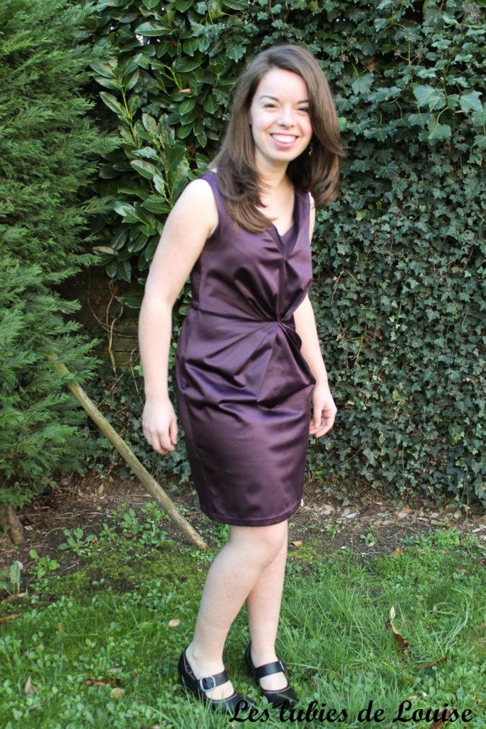 Ma robe de noel - saint valentin  - les lubies de Louise-4