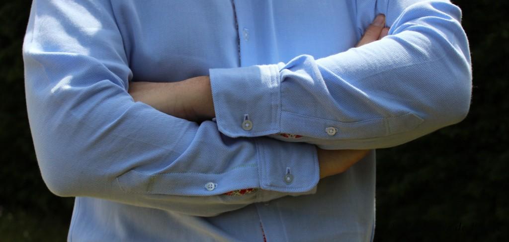 Chemise de costume val et noeud papillon - Les lubies de louise-14