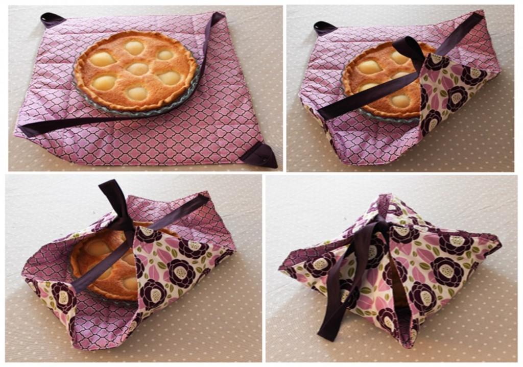 Un sac tarte facile et original diy les lubies de louise for Plat facile et original