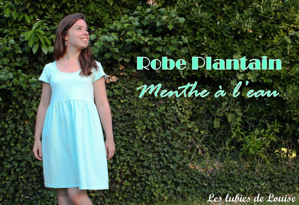 Plantain babydoll Deer and Doe - Les lubies de louise-titre