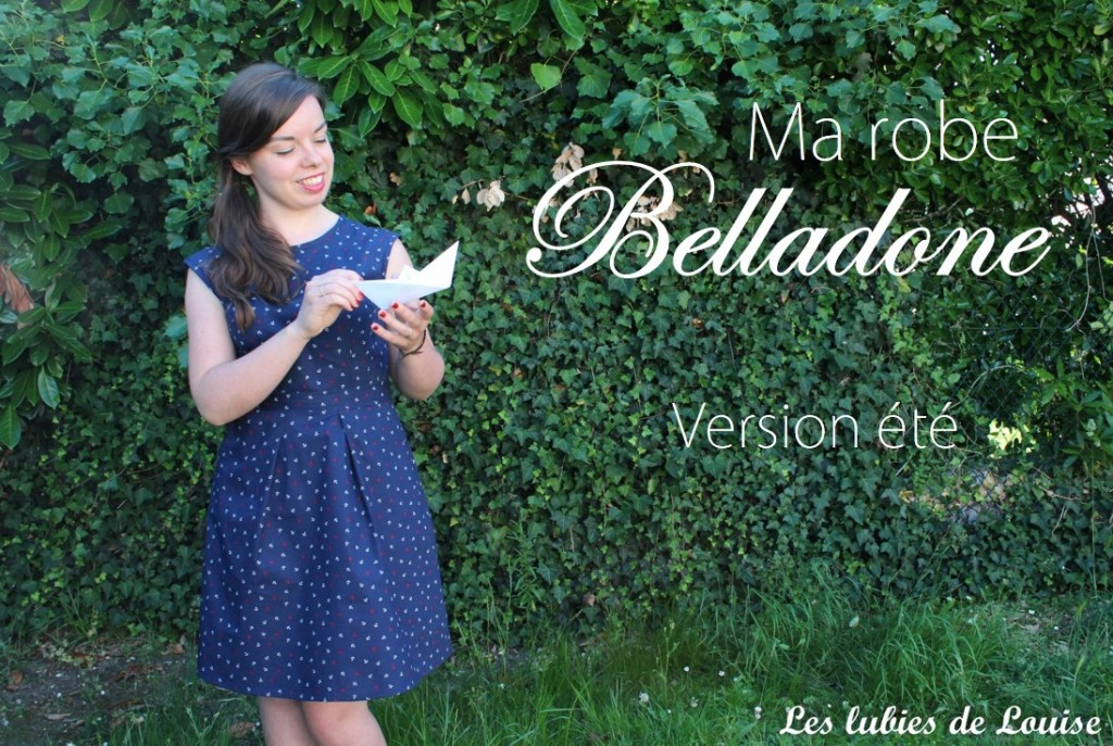 Ma belladone estivale
