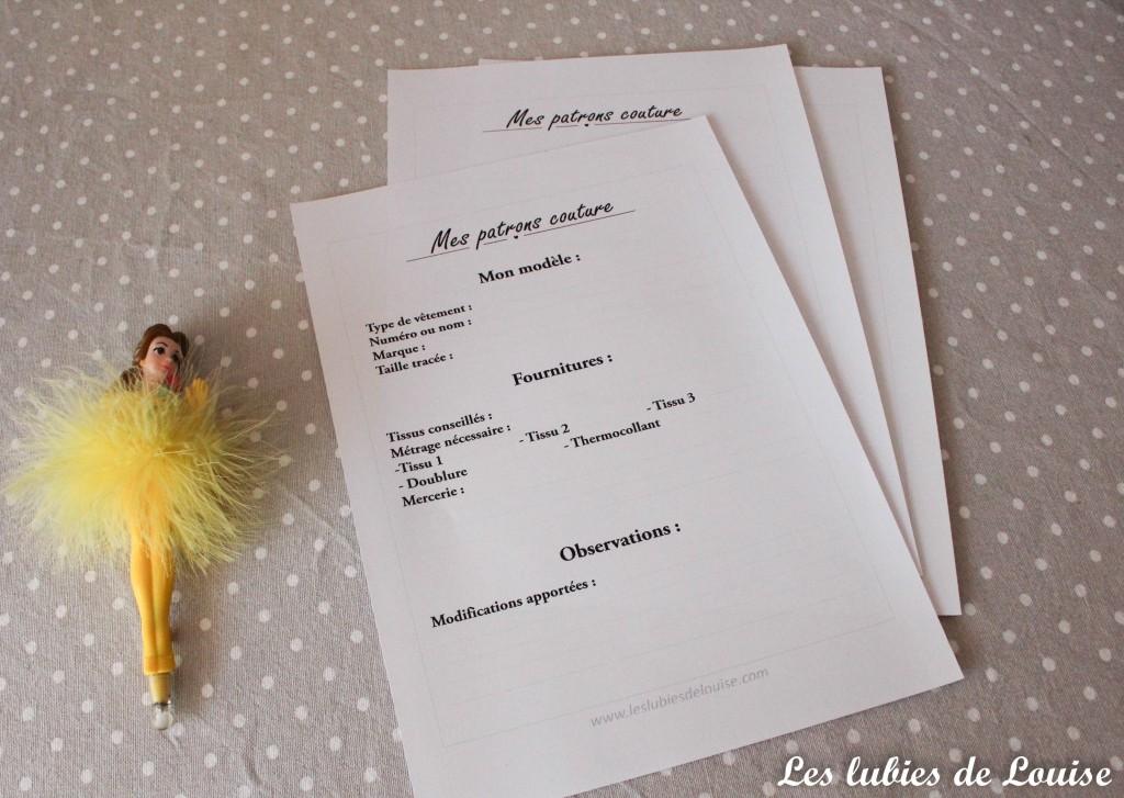 organiser ses patrons - Les lubies de louise2 (2)