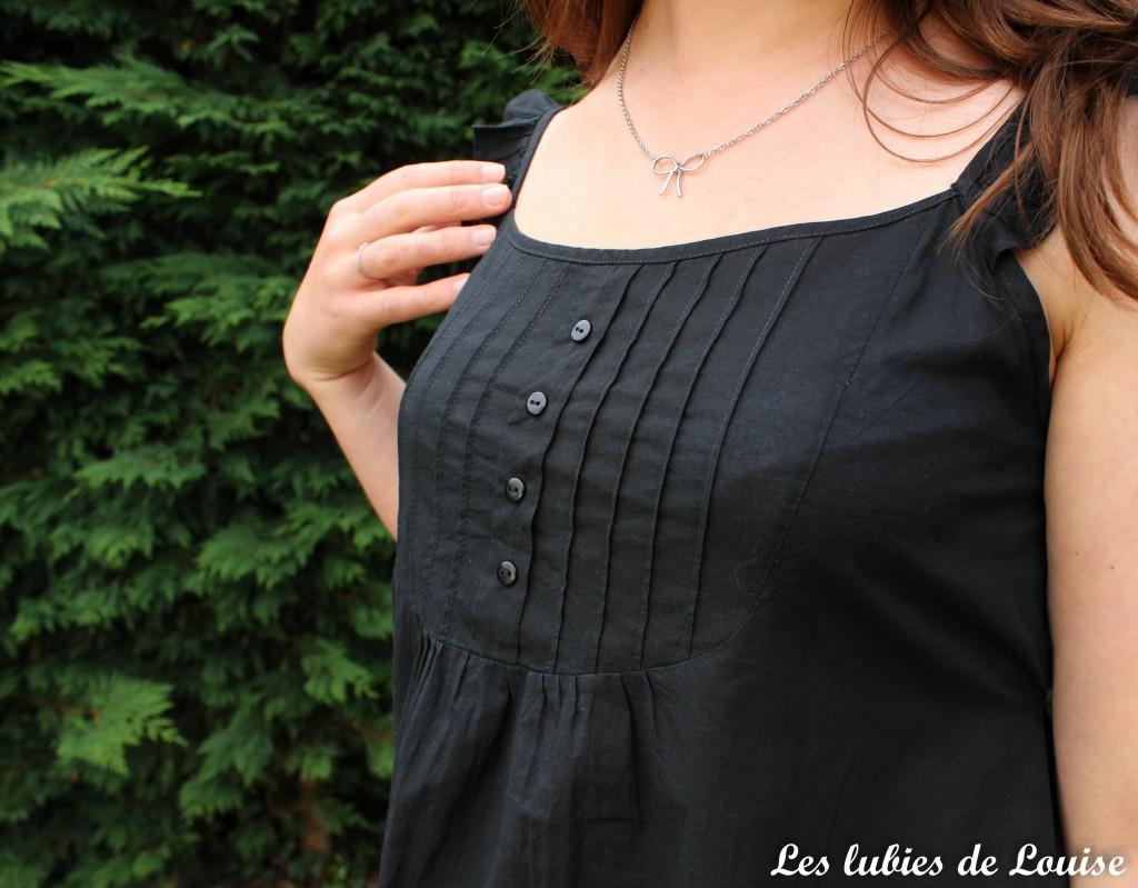 Top noir new Look - Les lubies de louise-13