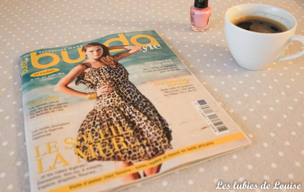 burda juille 2014 - Les lubies de louise