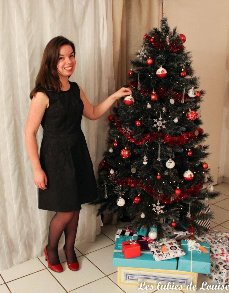 ma robe de Noel - les lubies de Louise-11