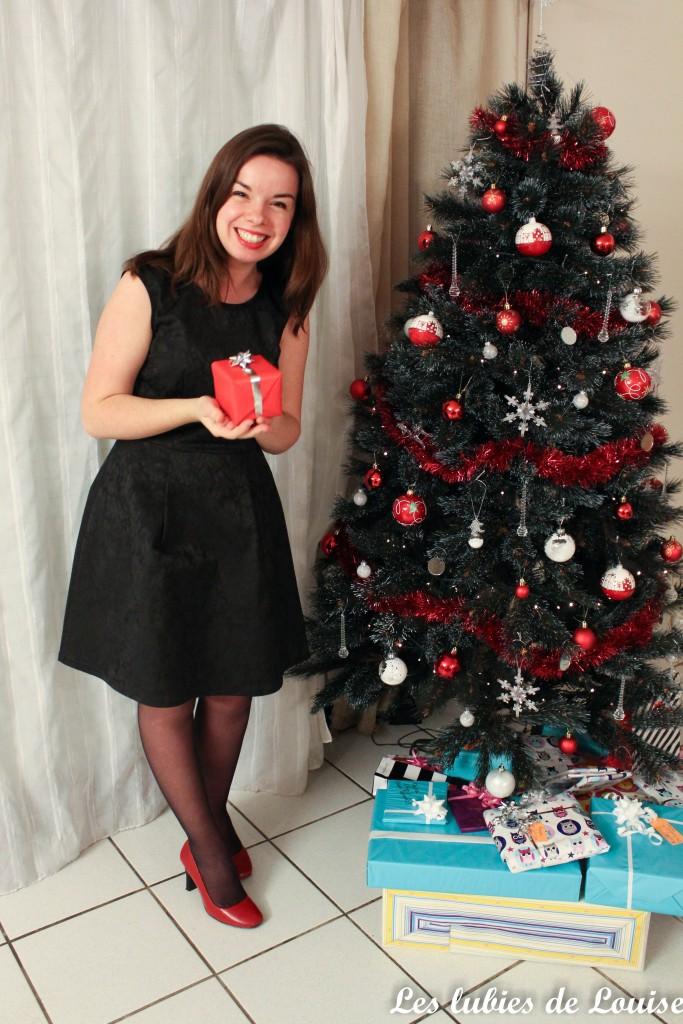 ma robe de Noel - les lubies de Louise-12