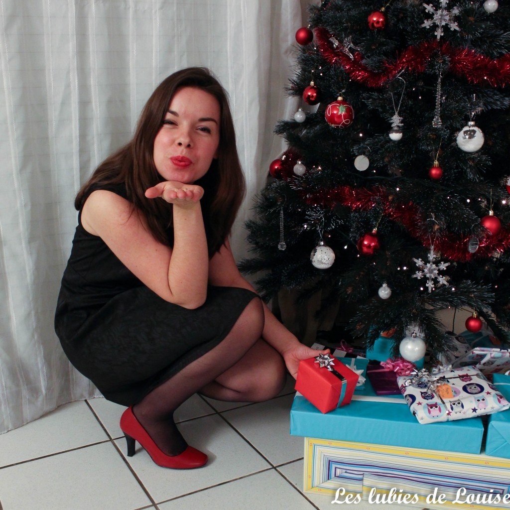 ma robe de Noel - les lubies de Louise-13