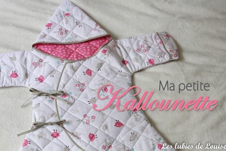 Kallounette de Valentine- titre les lubies de louise