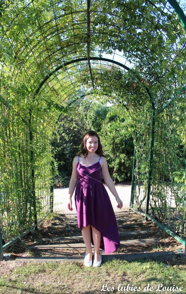 Robe centaurée mariage violet - les lubies de louise-15