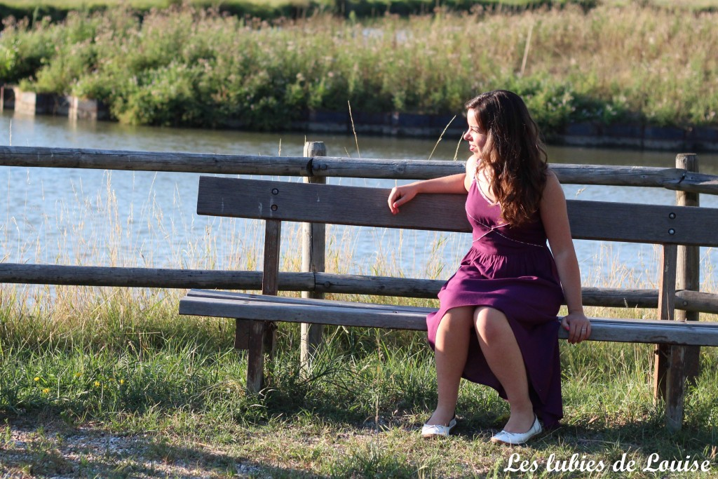 Robe centaurée mariage violet - les lubies de louise-73
