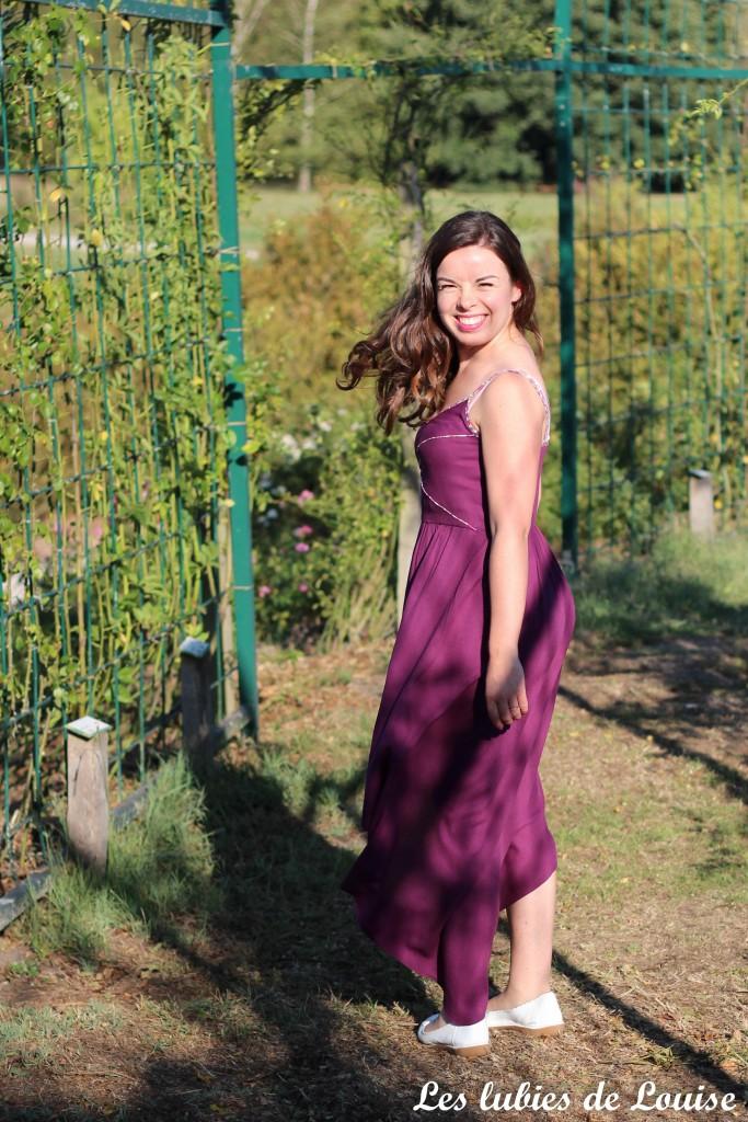 Robe centaurée mariage violet - les lubies de louise-16