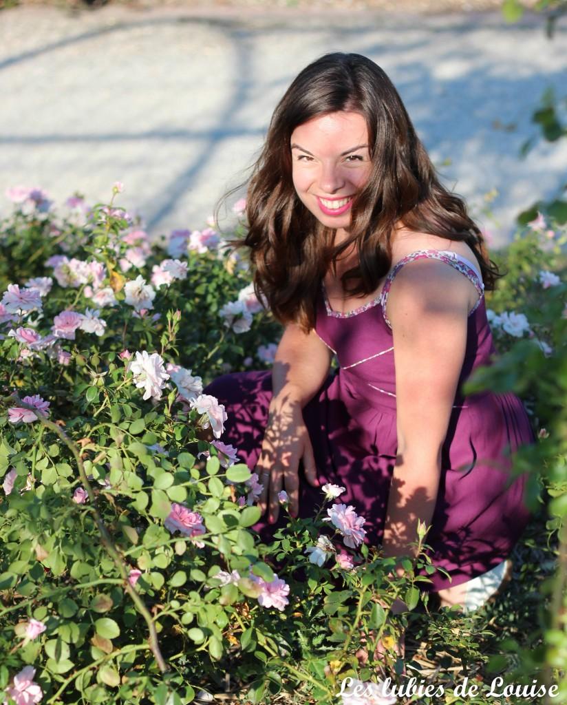 Robe centaurée mariage violet - les lubies de louise-22