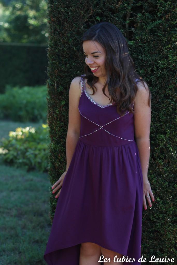 Robe centaurée mariage violet - les lubies de louise-52