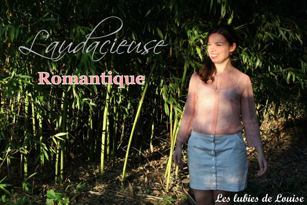 L'audacieuse romantique mlmpatrons- titre les lubies de louise