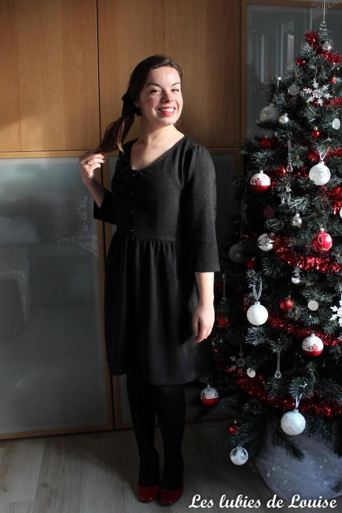 Ma robe à paillettes - les lubies de louise-5