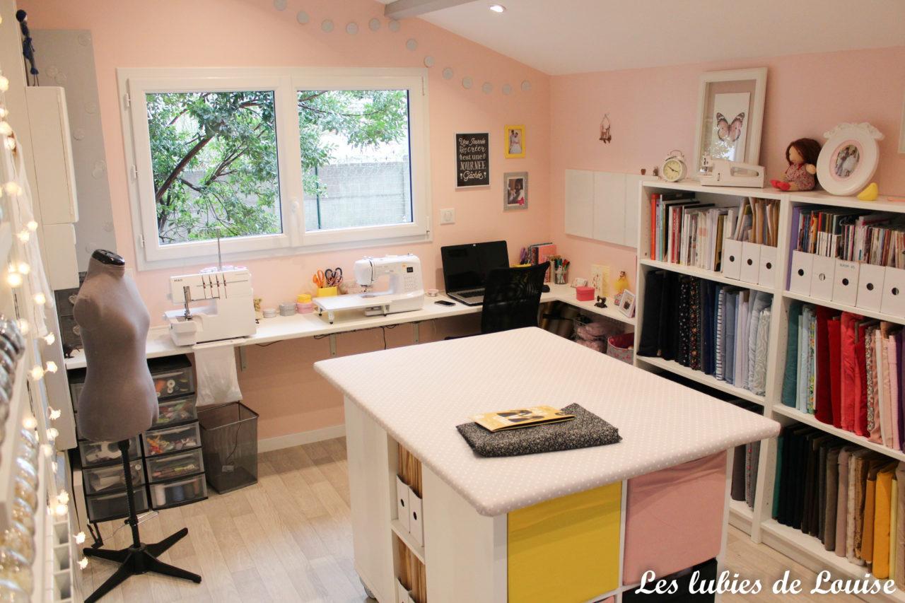 Mon atelier couture Les lubies de Louise