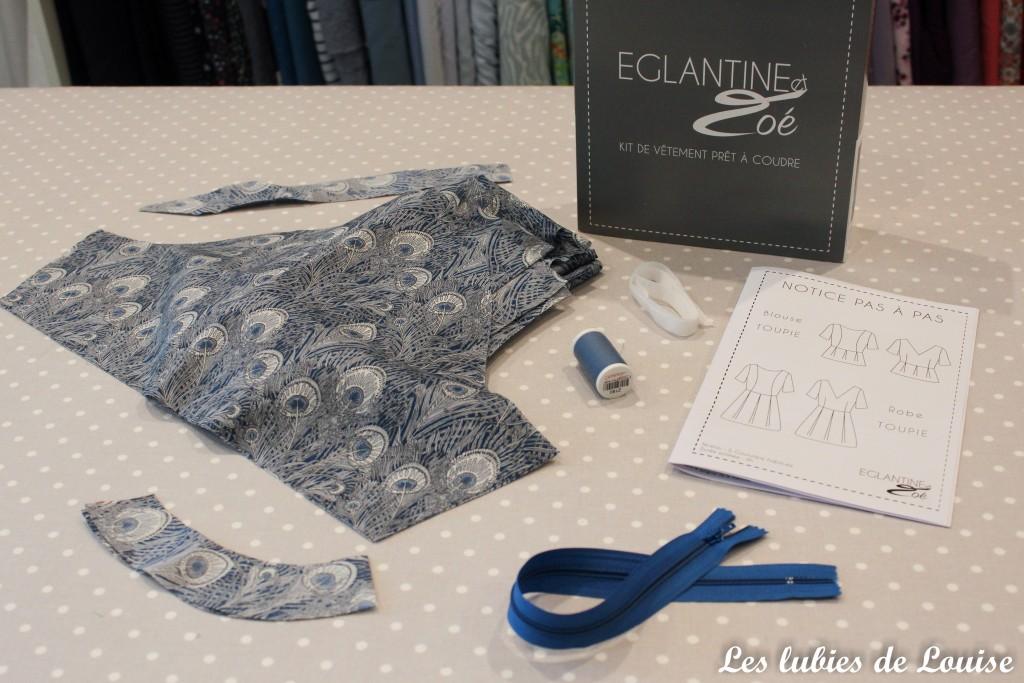 Robe Toupie Eglantine et Zoé- les lubies de louise-2-2