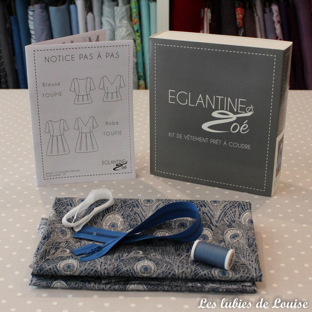 Robe Toupie Eglantine et Zoé- les lubies de louise-4