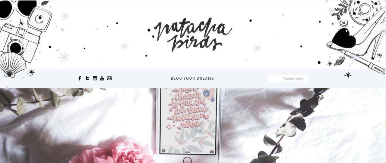 mes blogs favoris natacha birds