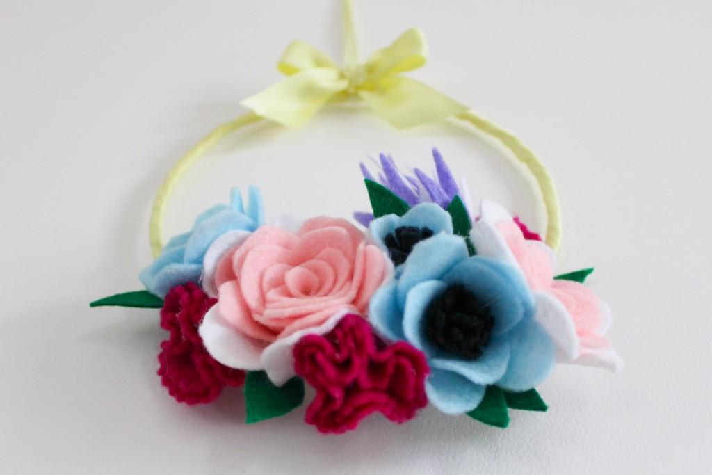Tuto DIY Couronne de fleurs- les lubies de louise-8