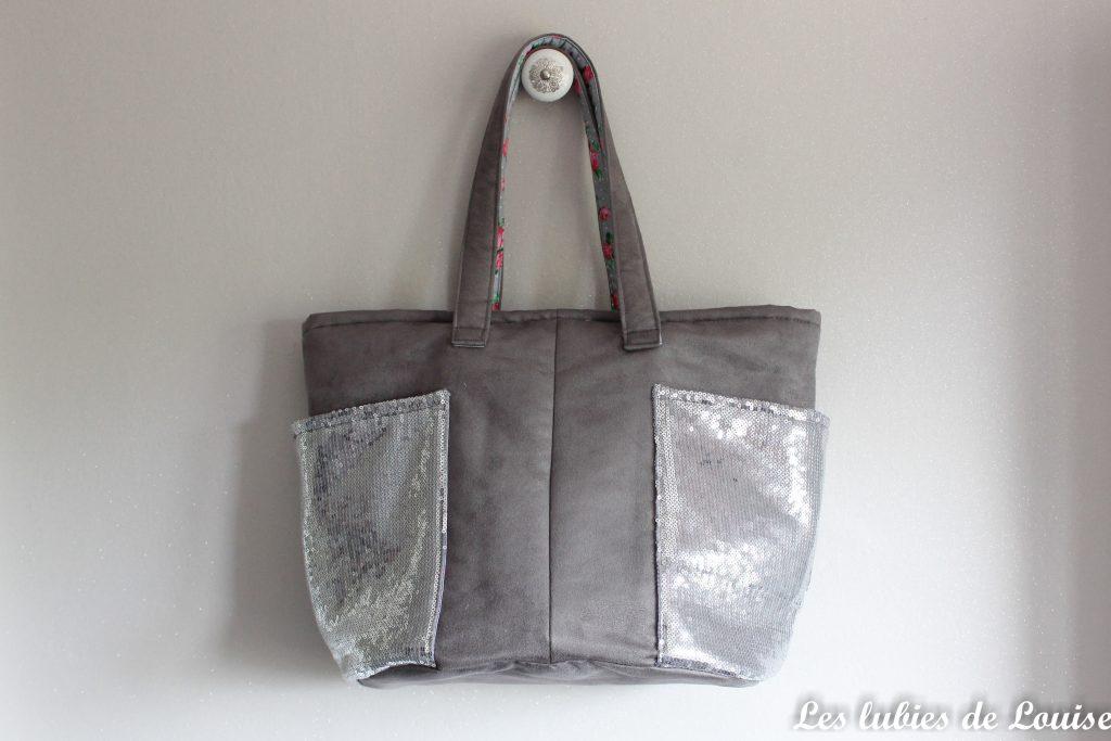 sac cabas odéon paillettes - les lubies de louise-2