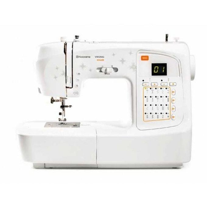 comparatif machine à coudre Husqvarna Hclass q100