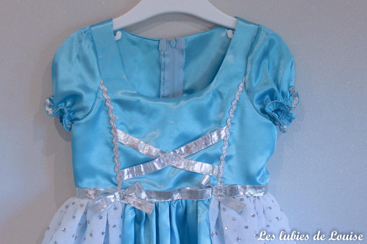 Une vraie robe de princesse