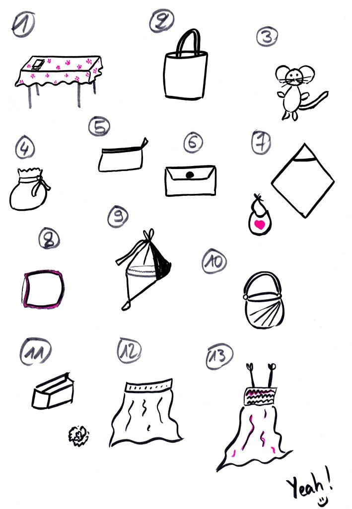 ecrire un livre en images les lubies de louise. Black Bedroom Furniture Sets. Home Design Ideas