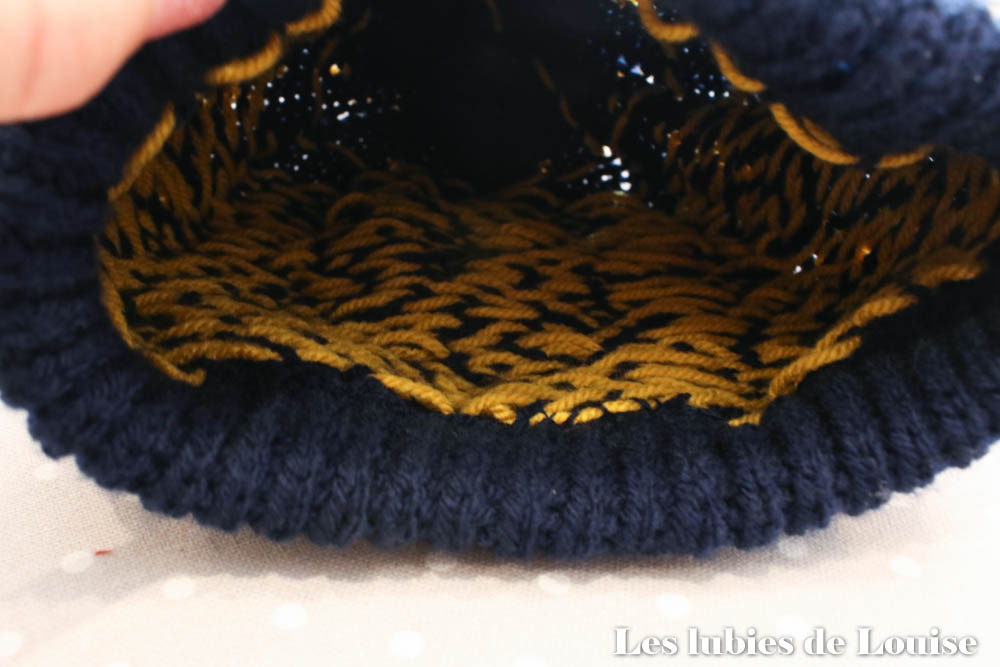 Bonnet Jacquard Winter Storm Hat