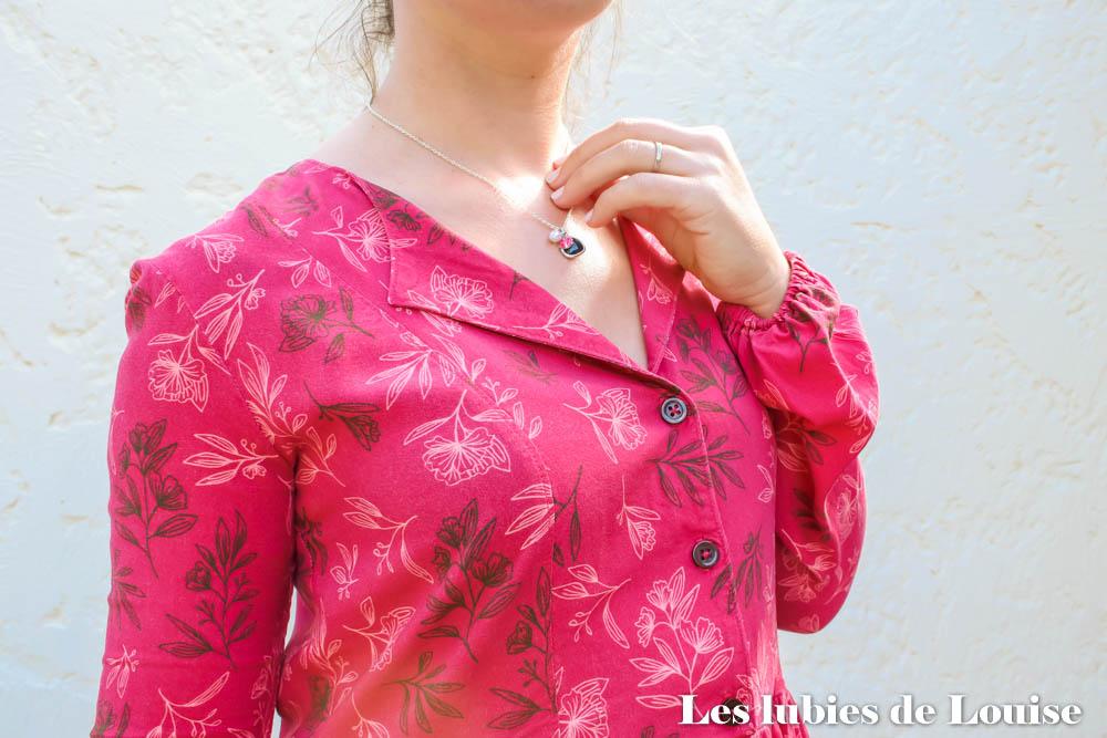 Col de la robe Ariane