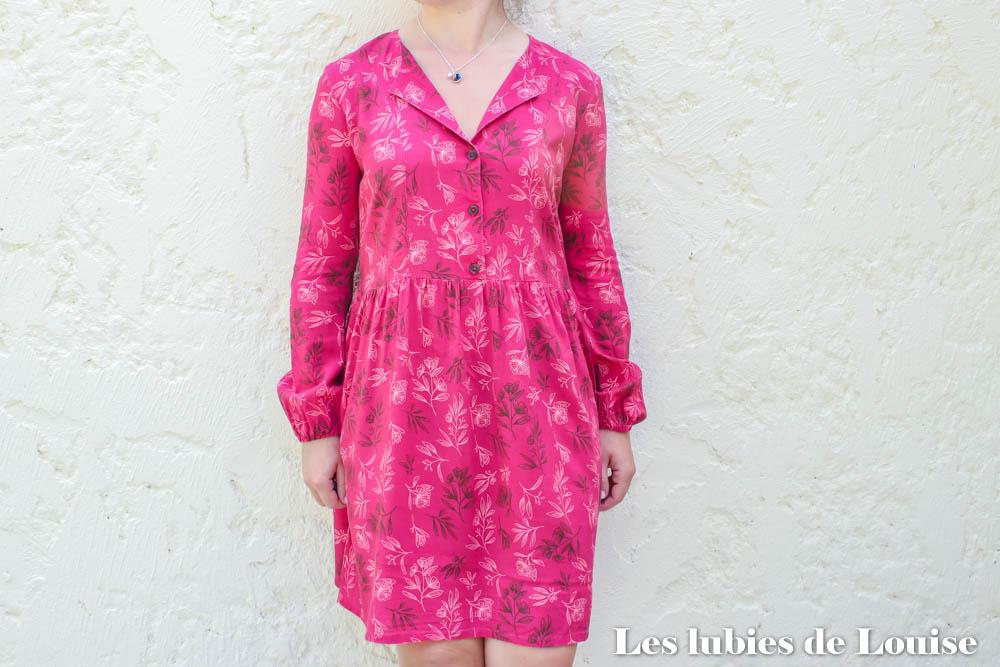 Robe Ariane de Coralie Bijasson