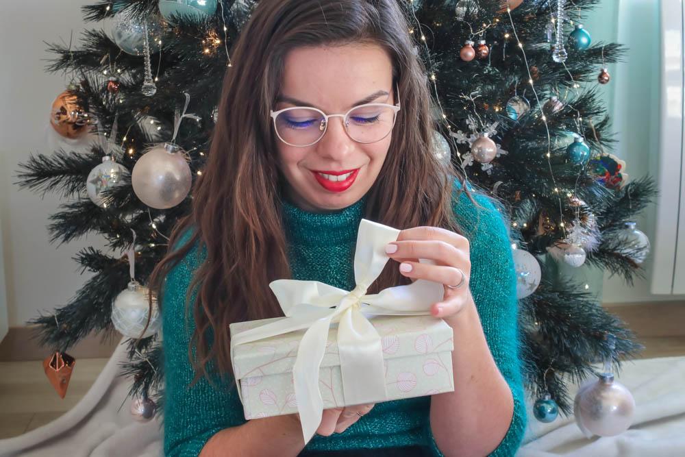 Ouvrir ses cadeaux de Noël
