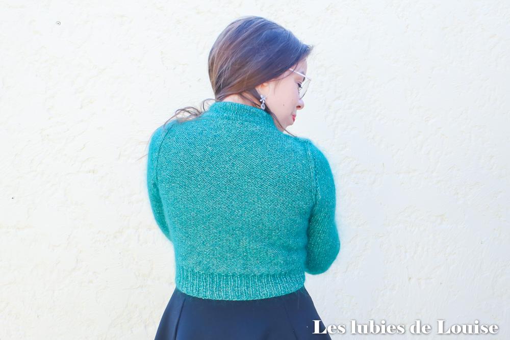 Tricoter le pull Julgran
