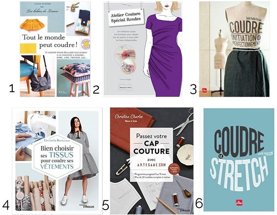 idee cadeau pour couturiere livre de couture