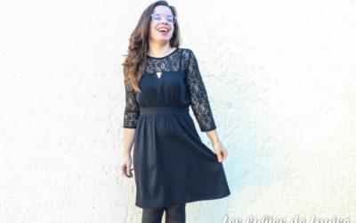 Coudre la robe Isis de Mouna Sew