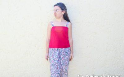 Coudre le pyjama Hoya de Joli Lab