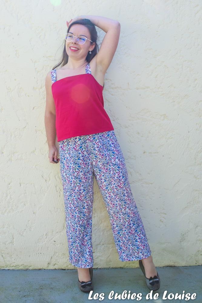 Pyjama hoya vue en entier